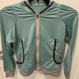 Women's NIKExGyakusou running hoodie